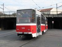 Брно. Tatra T6A5 №1208