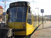 Будапешт. Siemens Combino Supra NF12B №2012