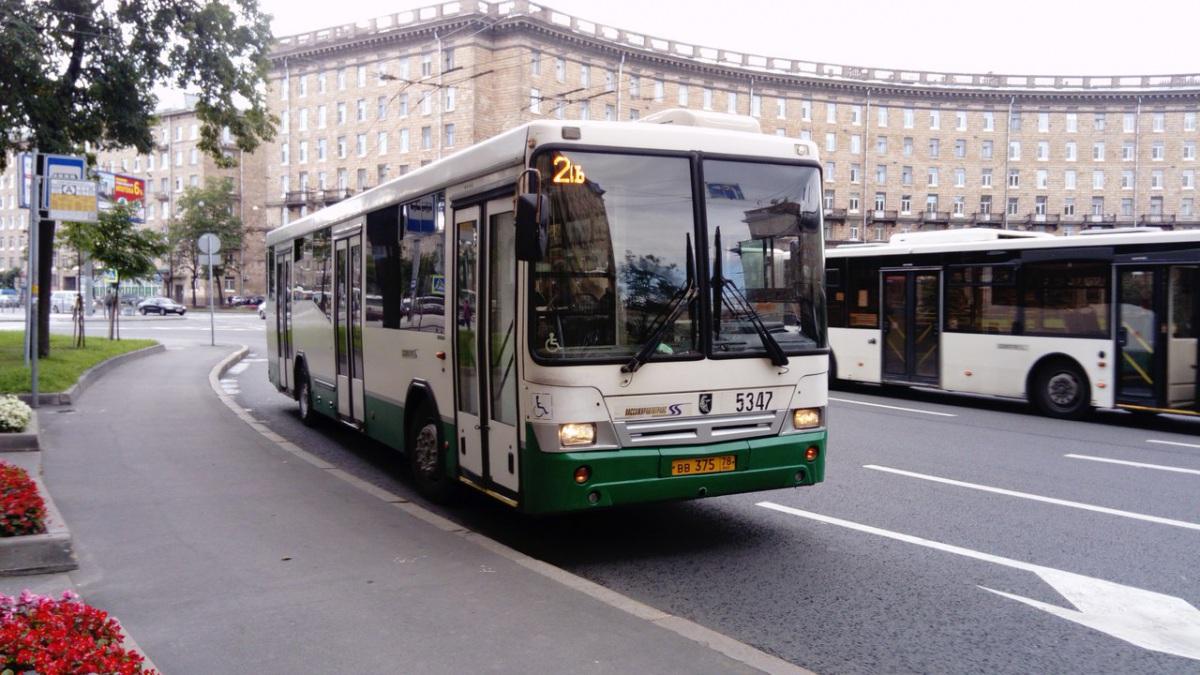 Санкт-Петербург. НефАЗ-5299-30-32 (5299CN) вв375