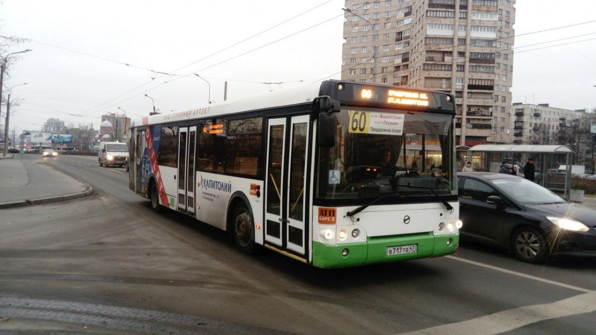 Санкт-Петербург. ЛиАЗ-5292.21 в717тв