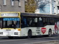 Липецк. Mercedes O405N н153ме