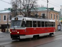Москва. Tatra T3 (МТТА) №30478