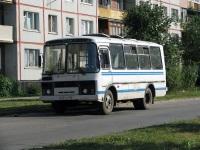 Великий Новгород. ПАЗ-3205 а224сс