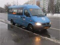 Москва. Луидор-2232 (Mercedes Sprinter) уа395