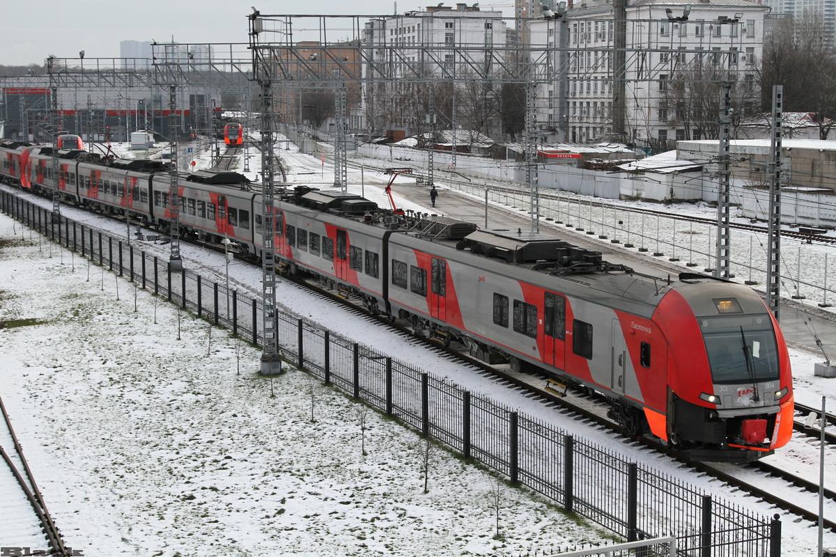 Москва. ЭС1-004