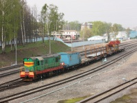 Москва. ЧМЭ3-3885
