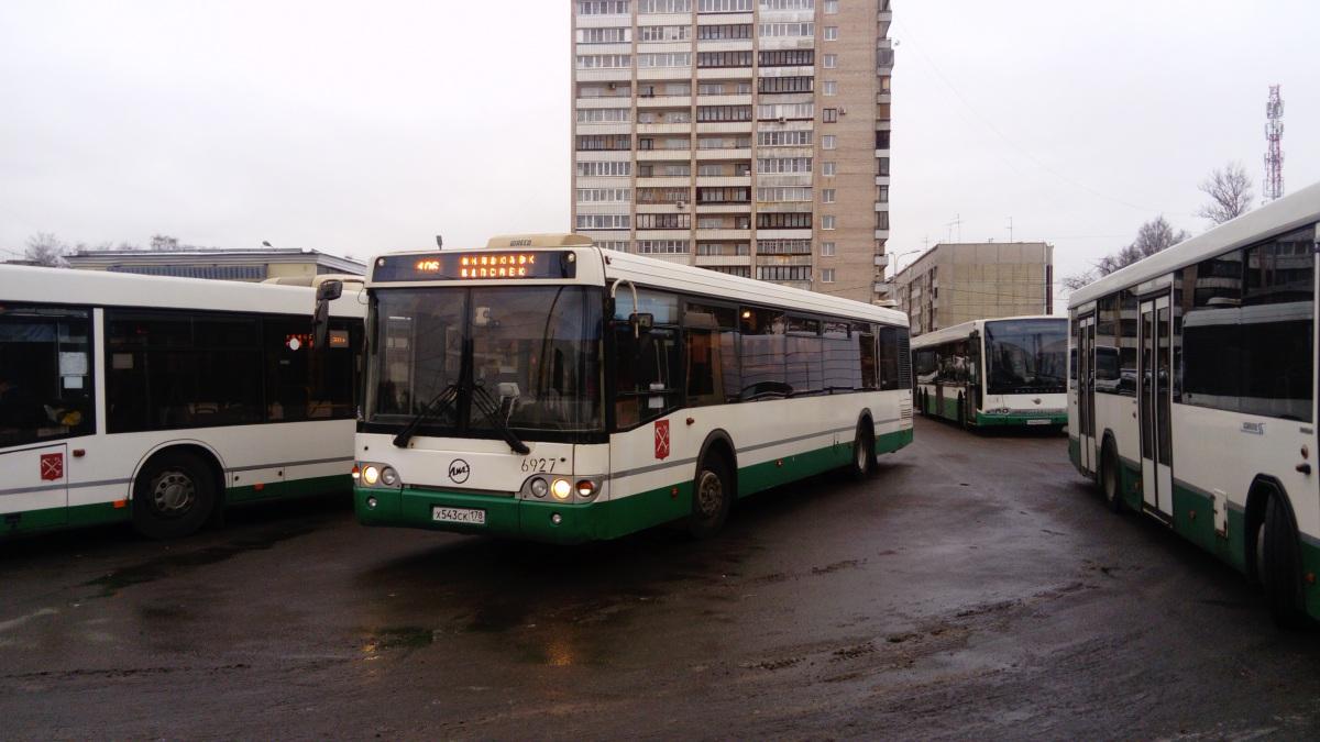 Санкт-Петербург. ЛиАЗ-5292.20 х543ск