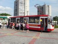 Хабаровск. 71-134А (ЛМ-99АВН) №106