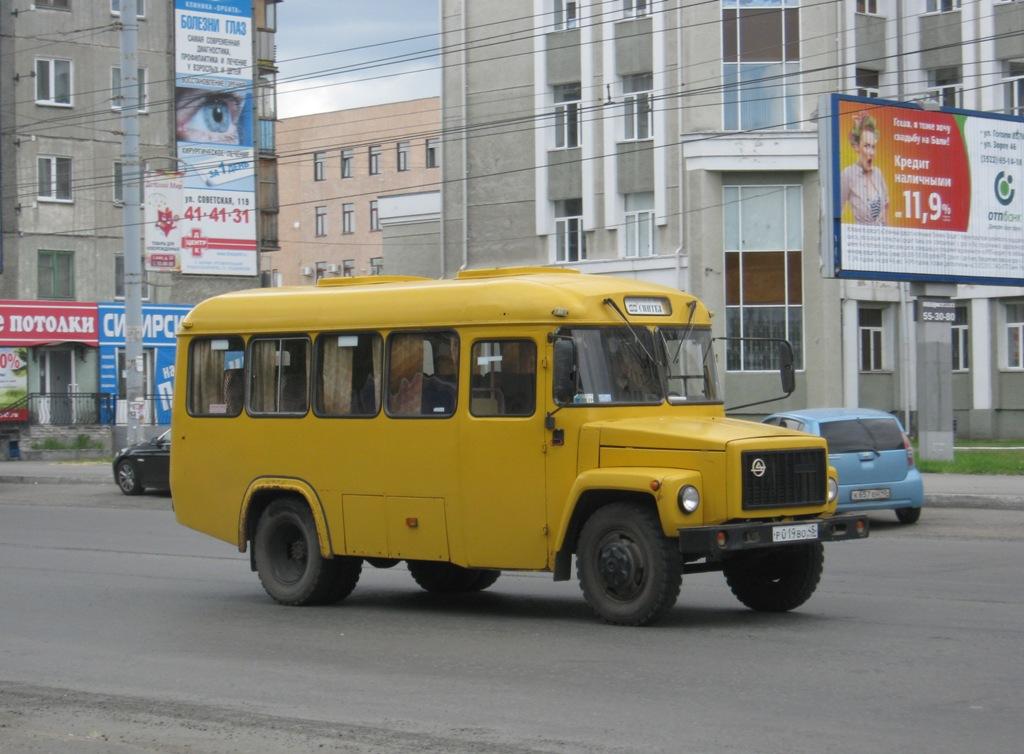 Курган. КАвЗ-39762 р019во