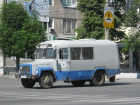 Курган. КАвЗ-3976 м958ва