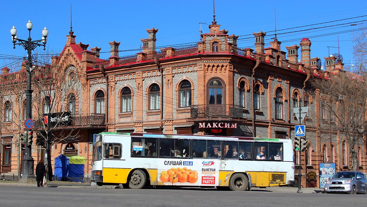 Хабаровск. Daewoo BS106 х155ат