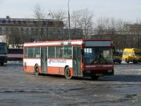 Москва. Mercedes O405N во872