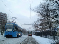 Москва. 71-619К (КТМ-19К) №5034, 71-619КТ (КТМ-19КТ) №5405