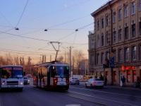 Санкт-Петербург. 71-153 (ЛМ-2008) №1420, ПАЗ-320402-05 в528мс