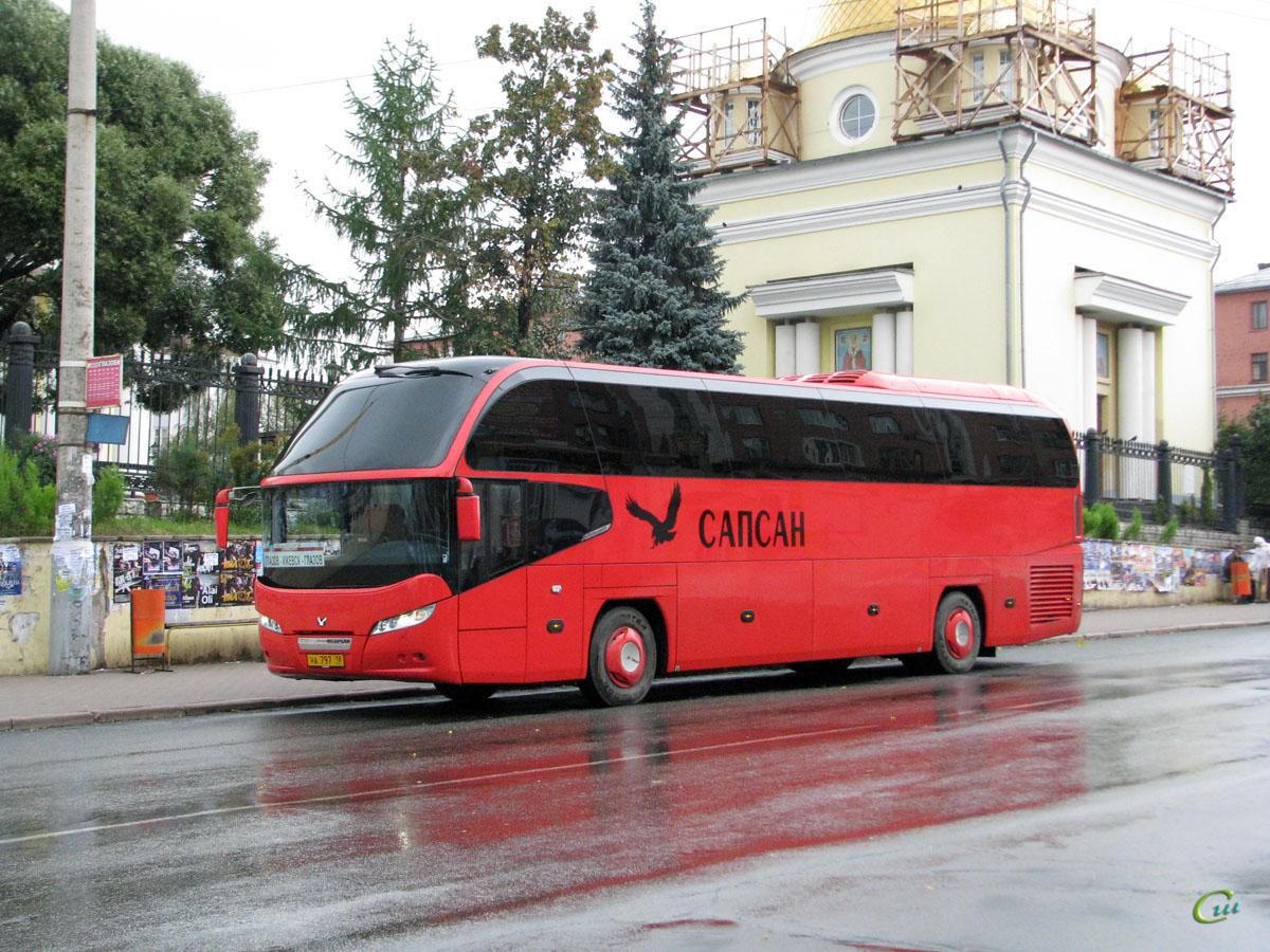Ижевск. Neoplan N1216HD Cityliner на797