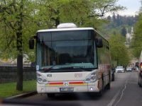 Карловы Вары. Irisbus Citelis 12M Line 2K7 4951
