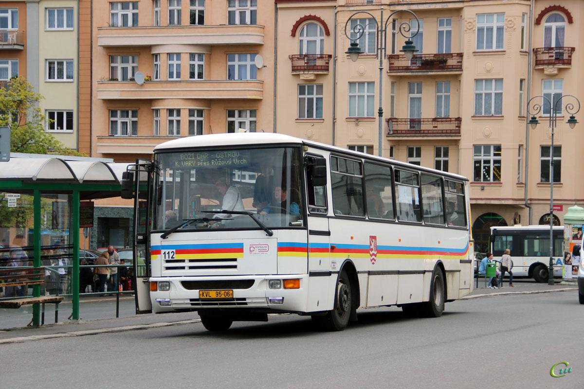 Карловы Вары. Karosa C934E KVL 95-06