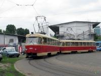 Киев. Tatra T3SU №6000, Tatra T3SU №6021