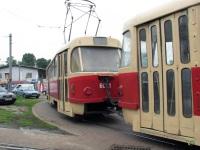 Киев. Tatra T3SU №6021
