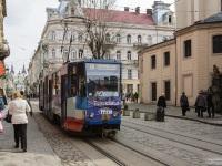 Львов. Tatra KT4SU №1136