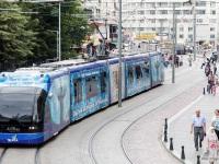 Анталья. CAF Streetcar №012