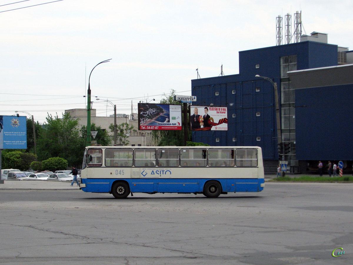 Кишинев. Ikarus 260 C FH 822