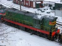 Москва. ЧМЭ3э-6734