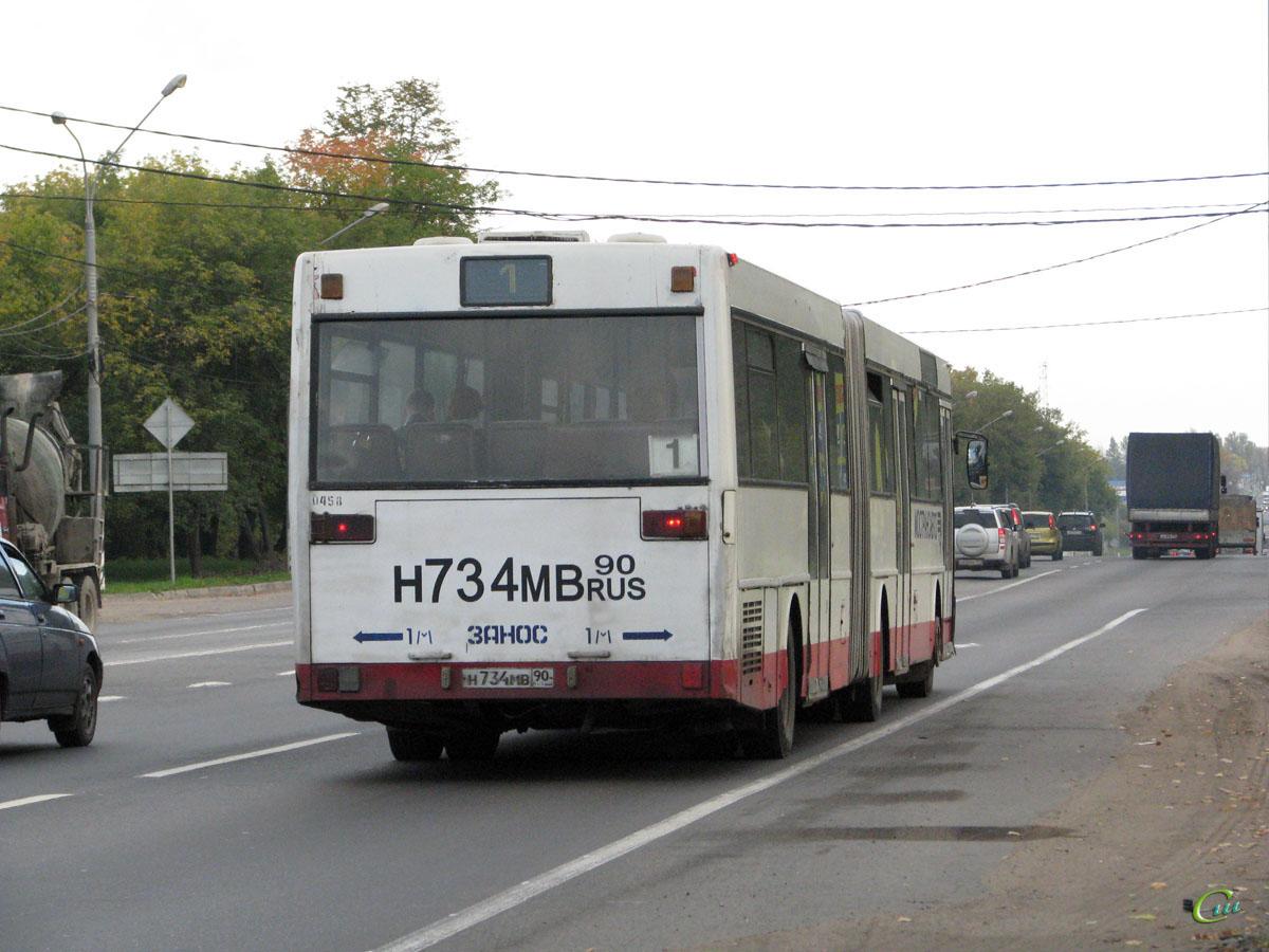 Клин. Mercedes-Benz O405G н734мв