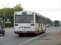 Клин. Mercedes O405G н734мв