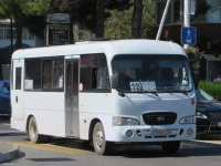 Анапа. Hyundai County LWB х762оу
