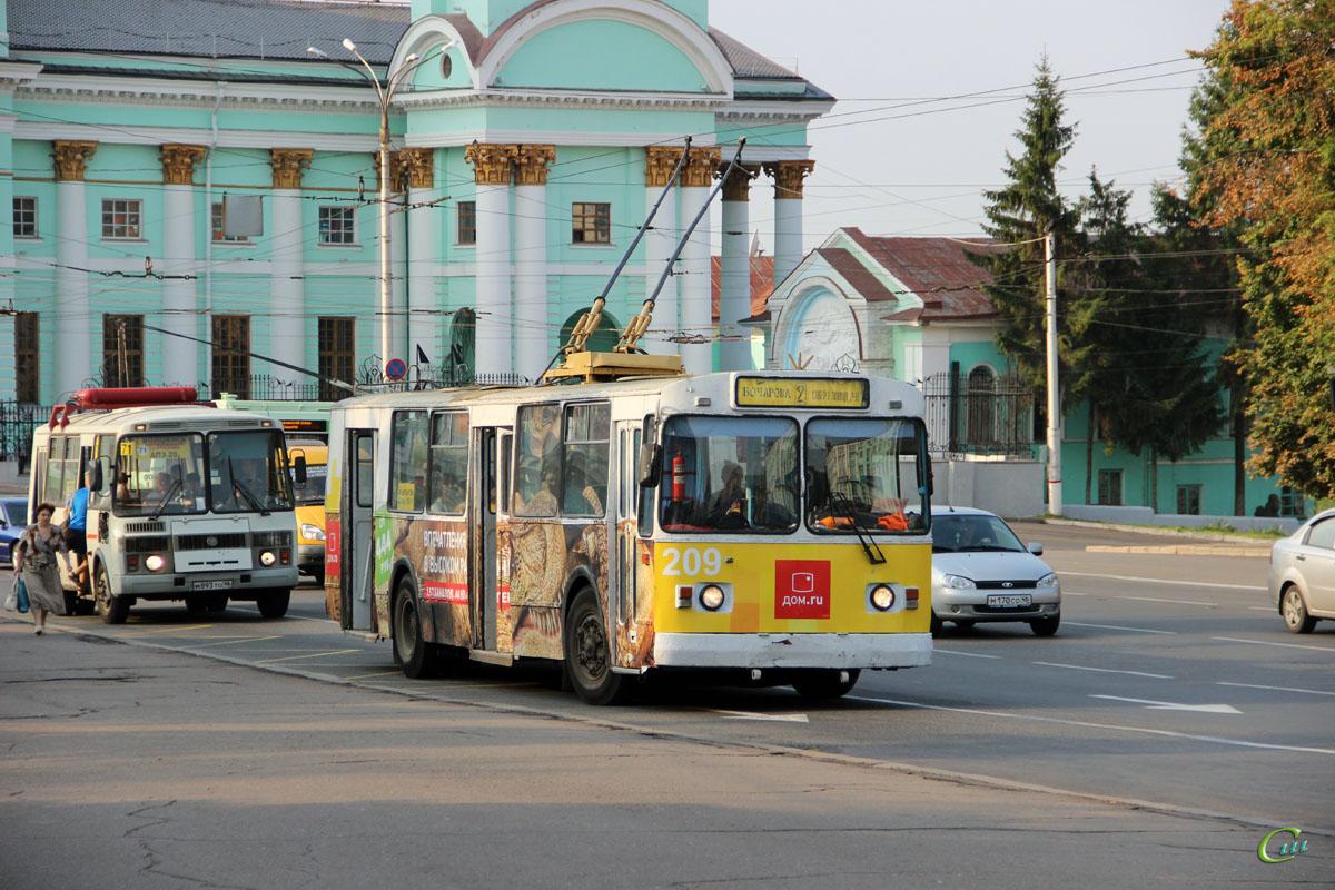 Курск. ЗиУ-682Г-012 (ЗиУ-682Г0А) №209