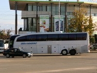Кутаиси. Mercedes O580 Travego 53 HR 624