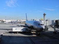 Лос-Анджелес. Самолет Airbus A330 (VP-BLX) Евгений Светланов авиакомпании Аэрофлот (Aeroflot)