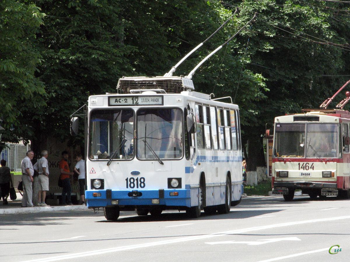 Мариуполь. ЮМЗ-Т2 №1818