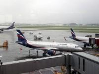 Москва. Самолет Airbus A320 (VQ-BKT) Владимир Вернадский авиакомпании Аэрофлот (Aeroflot)
