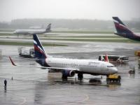 Москва. Самолет Boeing 737 (VP-BML) Арам Хачатурян авиакомпании Аэрофлот (Aeroflot)