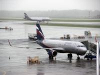 Москва. Самолет Airbus A320 (VQ-BSL) Константин Феоктистов авиакомпании Аэрофлот (Aeroflot)