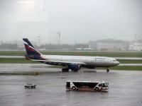 Москва. Самолет Airbus A330 (VQ-BBE) Иосиф Бродский авиакомпании Аэрофлот (Aeroflot)