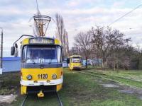 Николаев. Tatra T3M.05 №1112, Tatra T3M.05 №1120