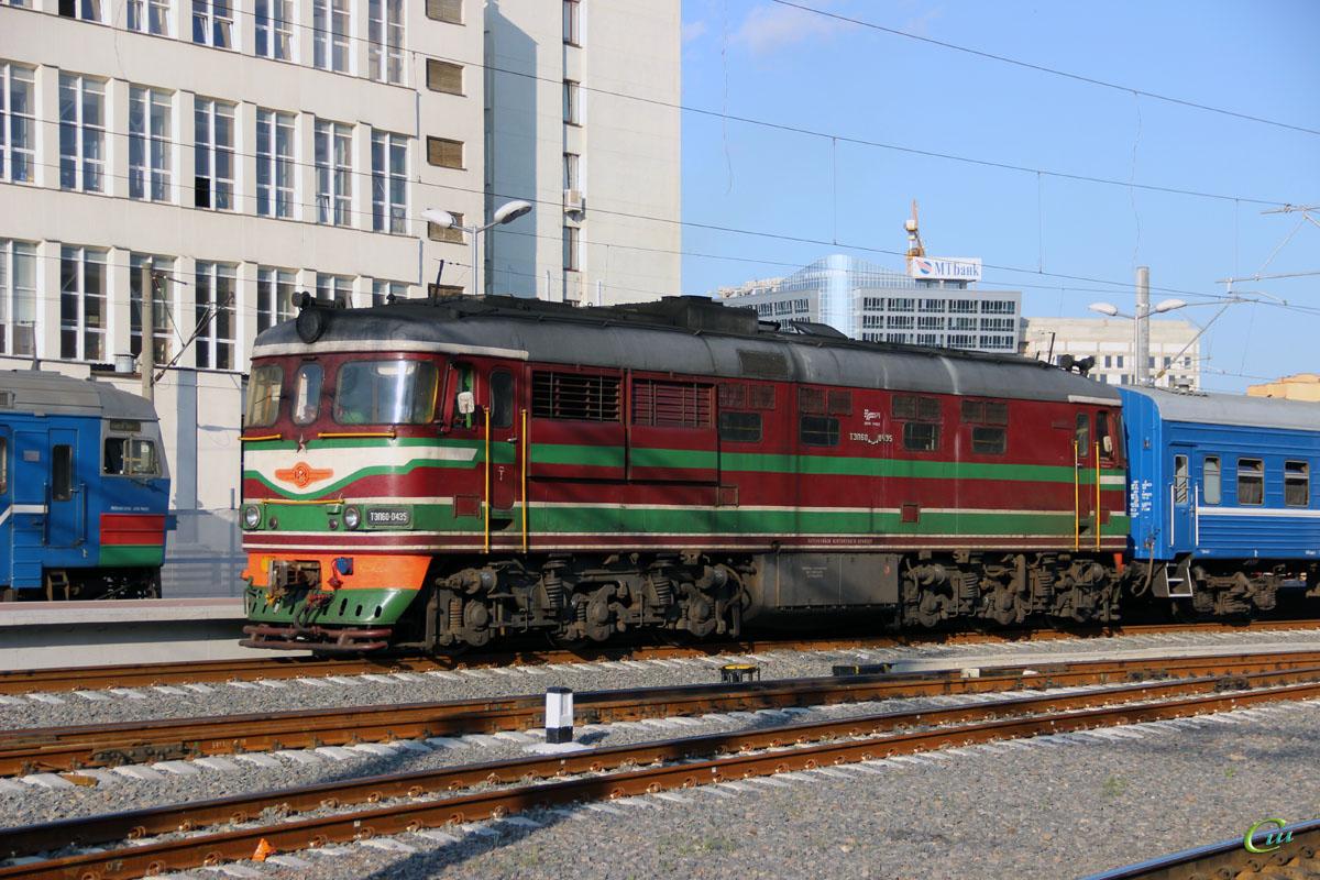 Минск. ТЭП60-0435