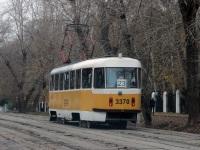 Москва. Tatra T3 (МТТЧ) №3370