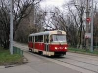 Москва. Tatra T3 (МТТЧ) №3407