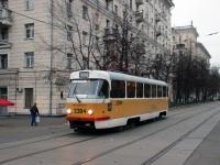 Москва. Tatra T3 (МТТЧ) №3384