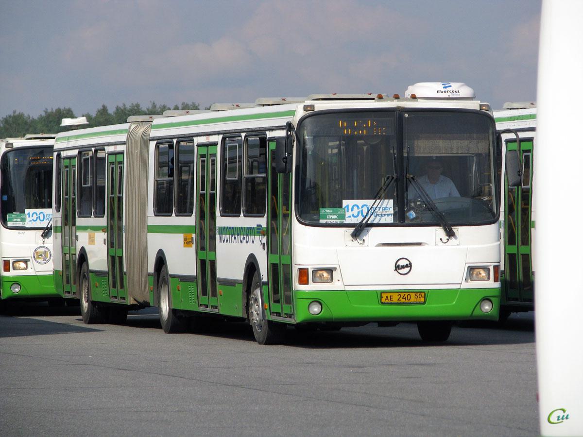 Жуковский. ЛиАЗ-6212.01 ае240