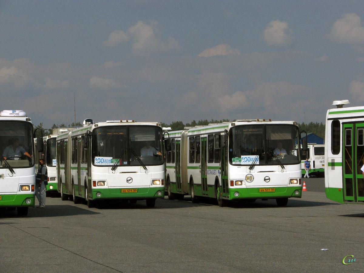 Жуковский. ЛиАЗ-6212.01 ев577, ЛиАЗ-6212.01 ее471