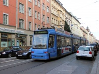 Мюнхен. Adtranz R3.3 №2209