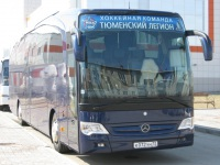 Курган. Mercedes O580 Travego к072ун