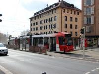 Нюрнберг. ADtranz GT8N2 №1125