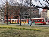 Нюрнберг. ADtranz GT8N2 №1113