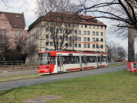 Нюрнберг. AEG GT6N №1010